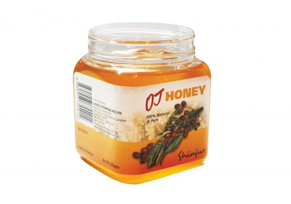 Shinjur honey